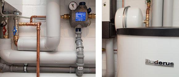 Beispiel für Gas-Brennwert